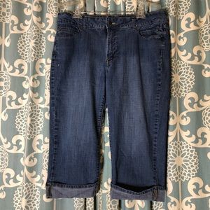 Riders Cropped Jeans
